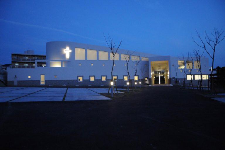 ジョイチャペル新築工事