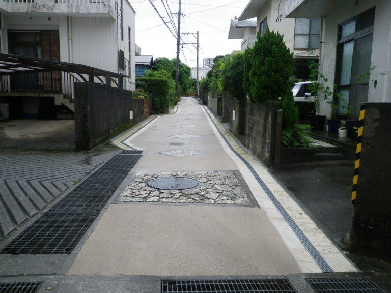 平成27年度歴史散歩道公共下水道工事(その3)